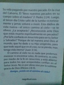 Salvacion Biblical