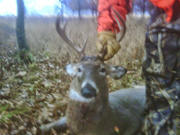 First Buck Deer