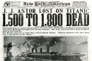 Why They Sank the Titanic on Purpose