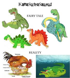 Kama Sutra Saurus - How Dinosaurs Mate
