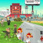 Virus Quarantine Camp