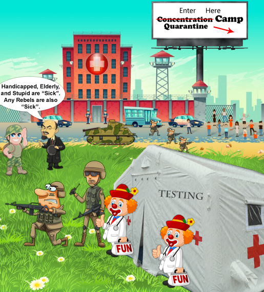 Virus Quarantine Camp