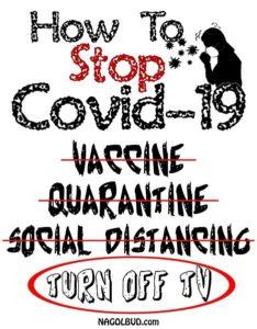 Coronavirus Lies