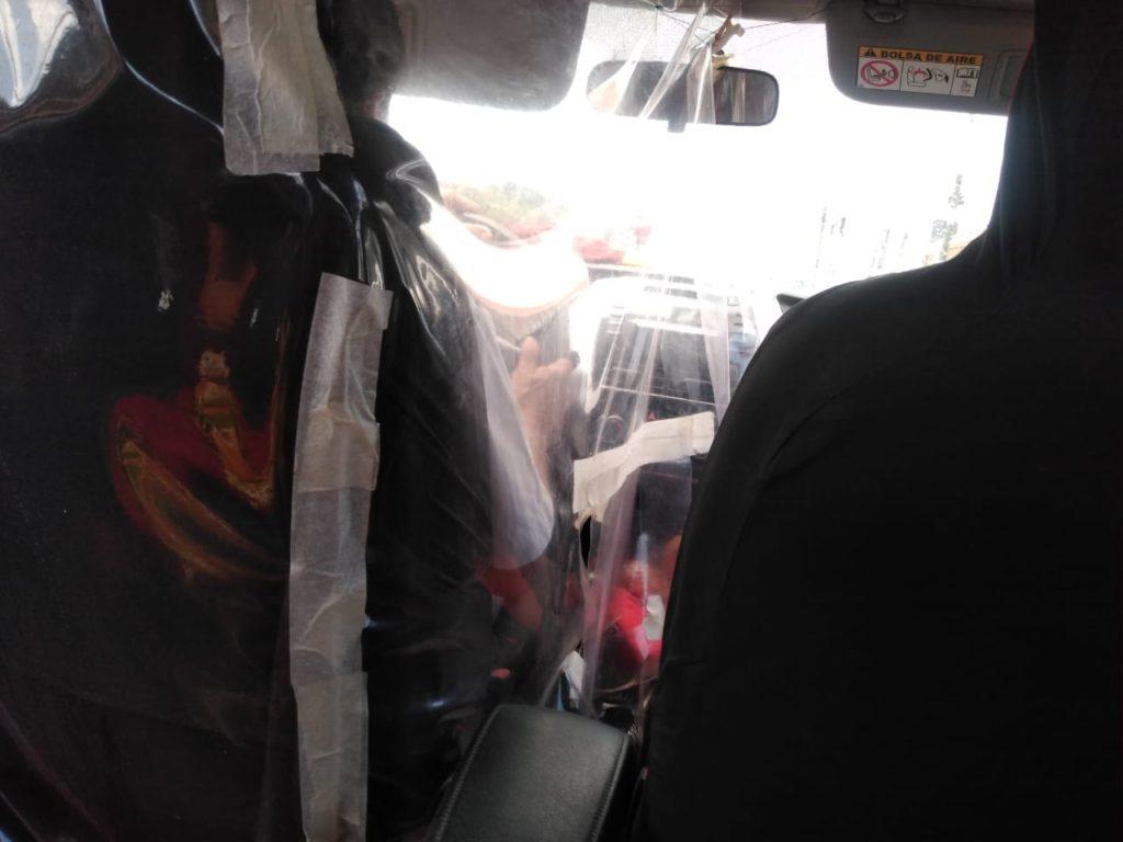 Taxi Loco Mexico