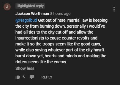 USA Martial Law